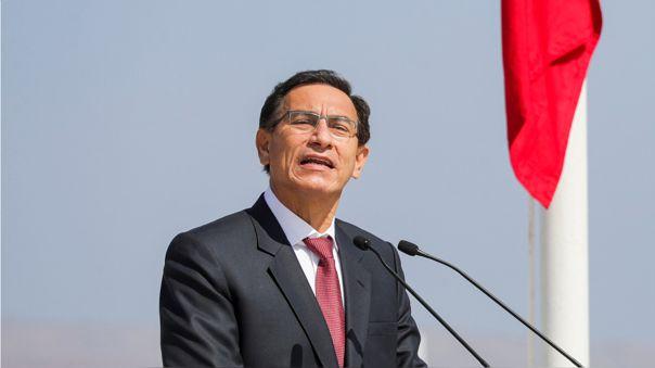Presidente participó en la conmemoración del bicentenario del desembarco de la expedición libertadora del general Don José de San Martín en la bahía de Paracas.