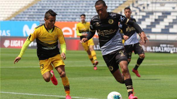 Cusco FC igualó 1-1 con Cantolao por la fecha 10 del Apertura por la Liga 1