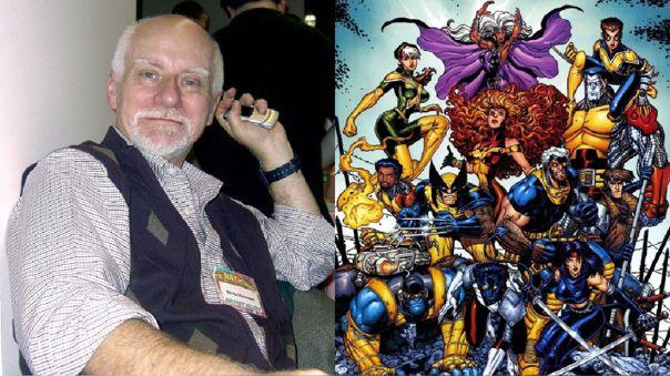 Chris Claremont y los X-Men