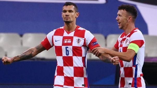 Francia vs. Croacia por la Liga de Naciones