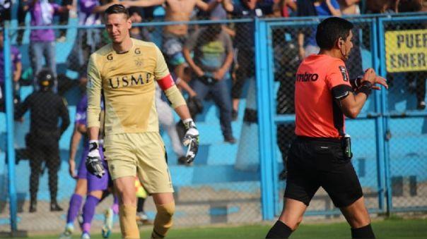 Diego Penny ataja en San Martín desde la temporada 2019