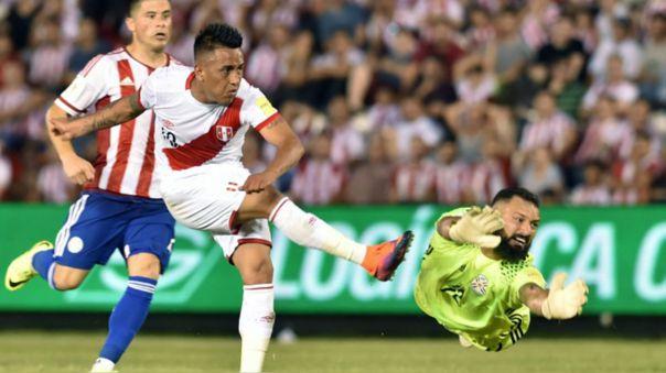 Perú chocará contra Paraguay el 8 de octubre en Asunción