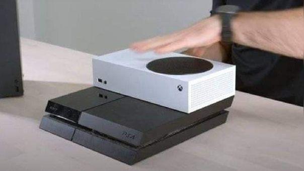 Unboxing La Xbox Series S Mide La Mitad De Una Ps4 Convencional Mira El Desempaquetado De Las Nuevas Consolas Xbox Series X Microsoft Ps5 Playstation Video Rpp Noticias