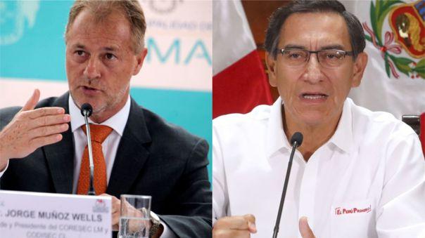 El alcalde de Lima indicó que se debe de cumplir el