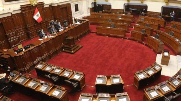 La admisión de la moción de vacancia presidencial fue admitida este viernes tras un par de horas de debate.