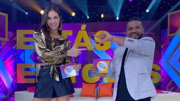Natalie Vértiz es la nueva conductora de Estás en Todas