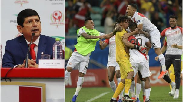 Agustín Lozano se refirió al inicio de las Eliminatorias Qatar 2022