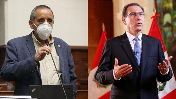 El vocero de Acción Popular señaló que su bancada espera que el presidente pueda acudir al Congreso para brindar sus descargos.