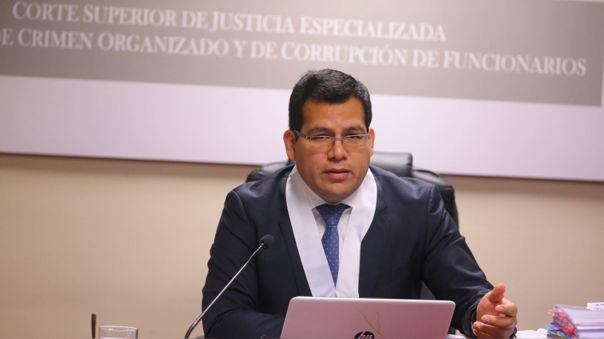 Juez Jorge Chávez Tamariz rechazo recurso de Jose Cavassa para no ser investigado por tráfico de influencias