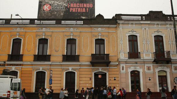 Partido Fuerza Popular pide apartar a Juez, Victor Zuñiga del caso Odebrecht
