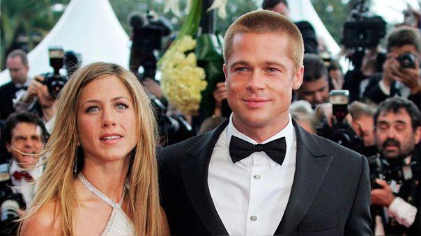 Brad Pitt y Jennifer Aniston se vieron nuevamente en una videollamada.