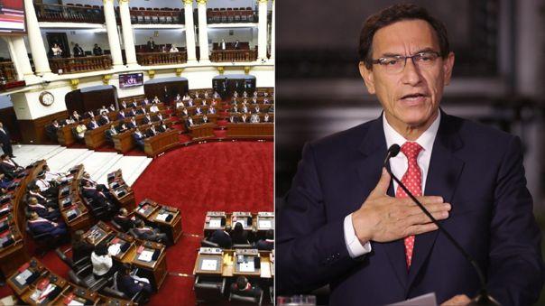 El Perú enfrenta una nueva crisis política en medio de la pandemia.