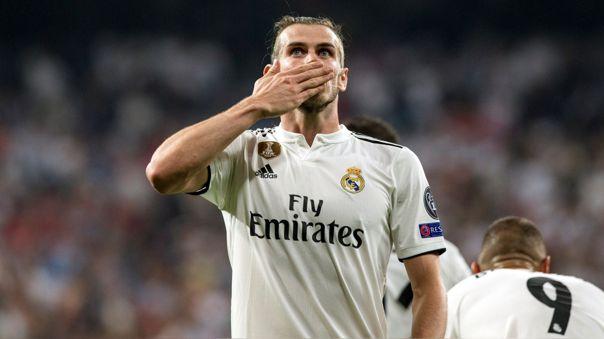 Gareth Bale llegó a Real Madrid en 2013