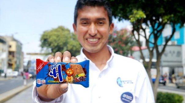Conoce Nutri H, las galletas peruanas que previenen y combaten la anemia y denustrición