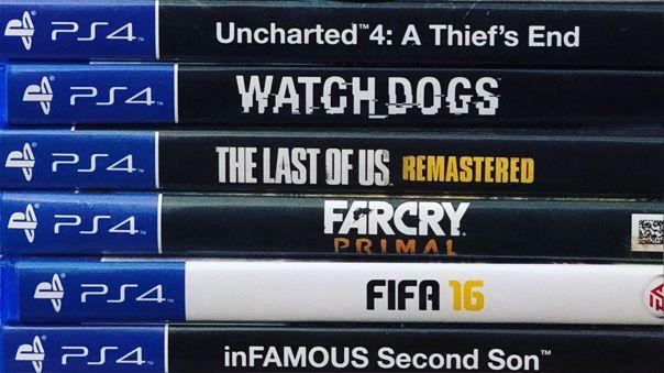 La generación de juegos de PlayStation 4 mantuvo el precio referencial de US$ 59.99 para títulos AAA.