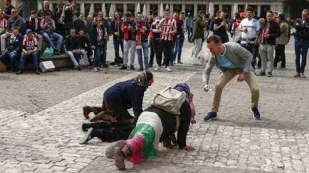Hinchas del PSV