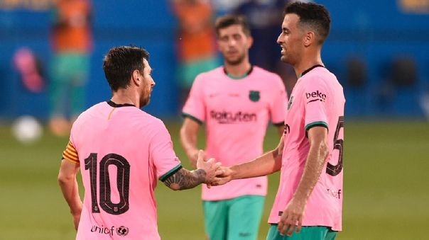 Barcelona 3-1 Girona