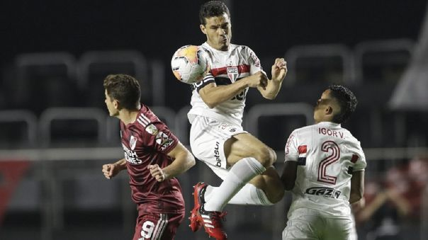 Sao Paulo vs. River Plate