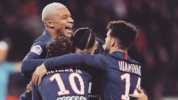 PSG fue el campeón de la Ligue 1 2019-20