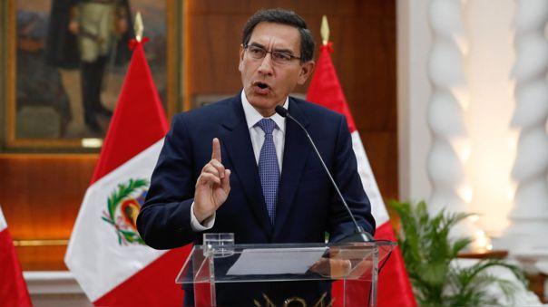 Fiscal Janny Sánchez advierte vinculación de Martín Vizcarra en caso Richard Swing.