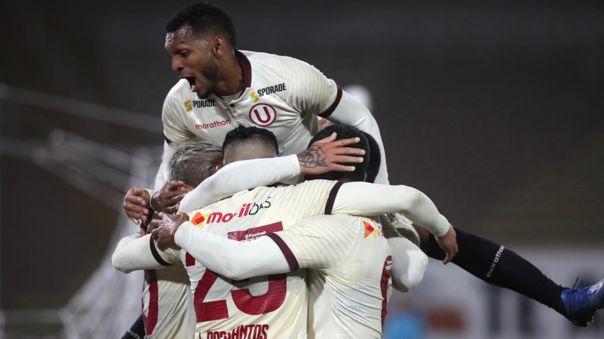 Universitario 1-0 Ayacucho: Gol de Alejandro Hohberg