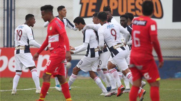 Alianza Lima 1-1 Sport Huancayo