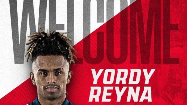 Yordy Reyna