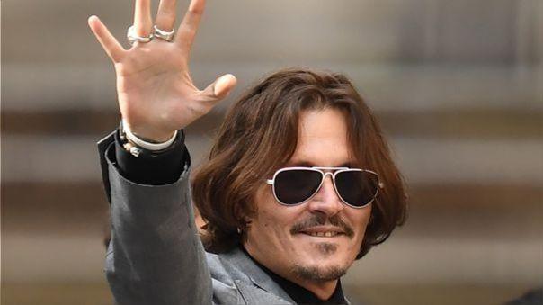Johnny Deep participará en el Festival de Cine de San Sebastián