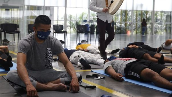 Yoga y mindfullness