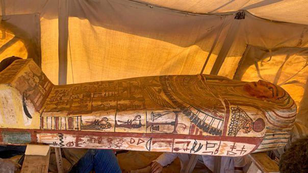 Arqueología en Egipto