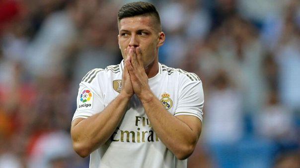 Luka Jovic no aguanta más en el Real Madrid y pide salir cedido a club de la Bundesliga
