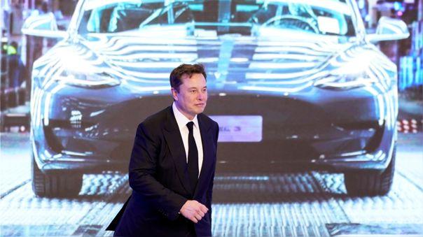 Elon Musk promete un récord en las entregas de Tesla para el Q3 2020