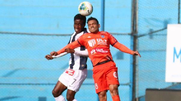 Alianza Lima vs. César Vallejo en el Alberto Gallardo
