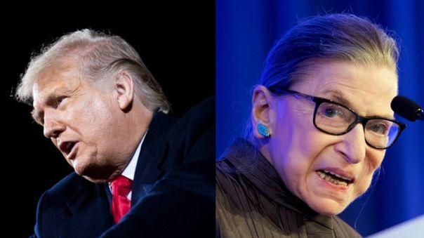El presidente de Estados Unidos tiene la atribución de nominar a los integrantes del alto tribunal y Trump ya tuvo ocasión de designar a dos durante su mandato.