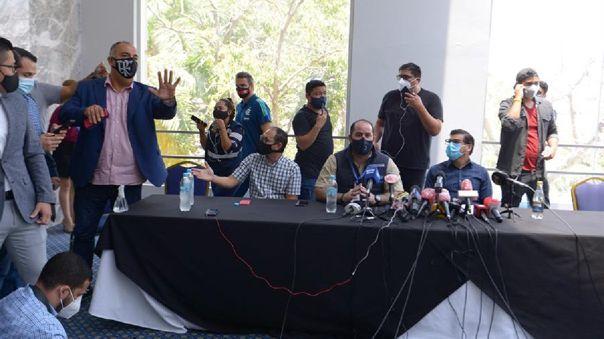 Alcaldía de Guayaquil clausuró el estadio Estadio Monumental Isidro Romero Carbo,