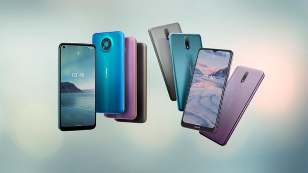 Nokia refuerza su catálogo global de smartphones con los nuevos 3.4 y 2.4