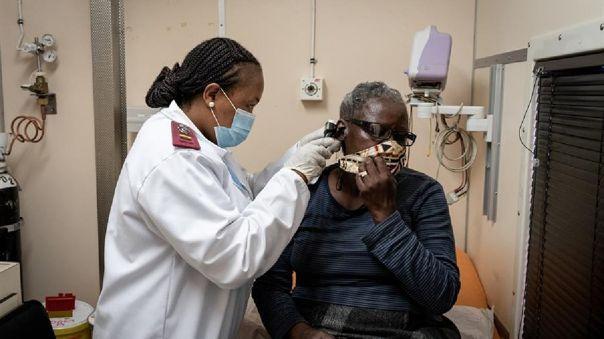 El continente africano registra poco más de 1,4 millones de casos -menos del 5 % del total mundial y casi la mitad en Sudáfrica.
