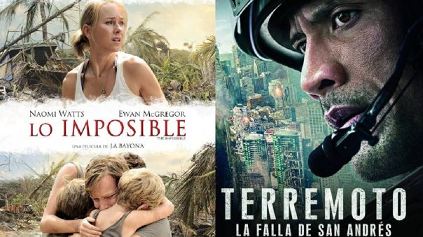 Ocho películas de desastres naturales que puedes ver en Netflix.