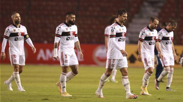 Plantel de Flamengo tiene siete positivos a COVID-19