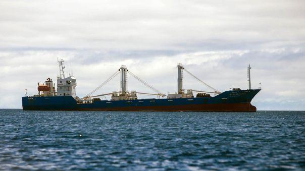 La Marina de Guerra tiene conocimiento de que los barcos chinos se encuentran a la altura de Pisco, pero fuera de las 200 millas.
