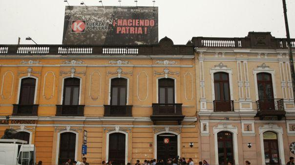 Corte Suprema declaró inadmisible casación de Fuerza Popular para apartar a Juez, Victor Zúñiga