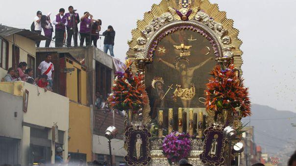 El alcalde de Lima, Jorge Muñoz, dijo que el mes morado será un mes distinto.