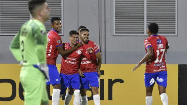 Jorge Wilstermann 3-1 Peñarol