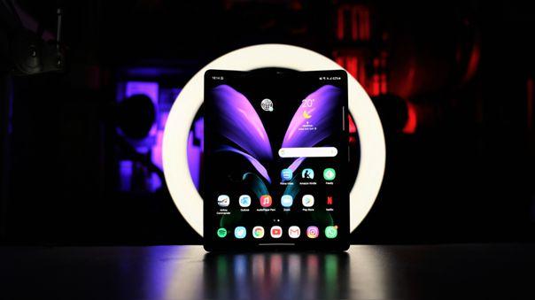 NIUSGEEK tiene a prueba al Samsung Galaxy Z Fold 2