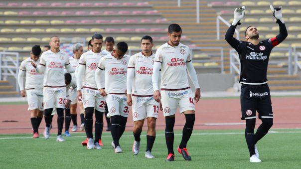 Universitario de Deportes es el líder de la Liga 1