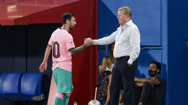 Lionel Messi será  otra vez el capitán de Barcelona