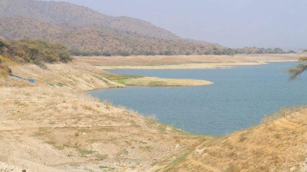 Agua del reservorio de Tinajones será, por ahora, solo para uso de consumo poblacional.