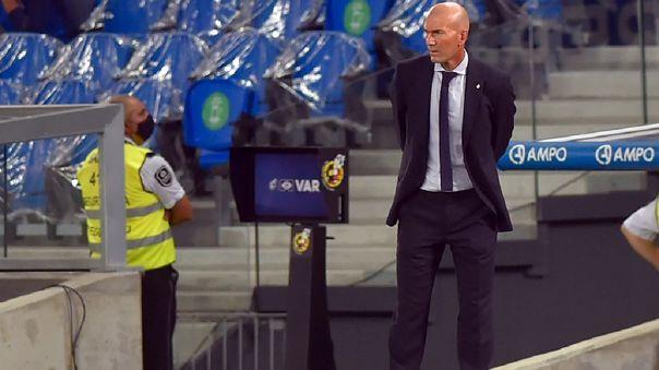 Real Madrid logró su primer triunfo en LaLiga ante el Betis