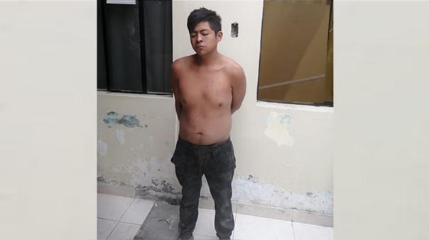Detenido Arequipa