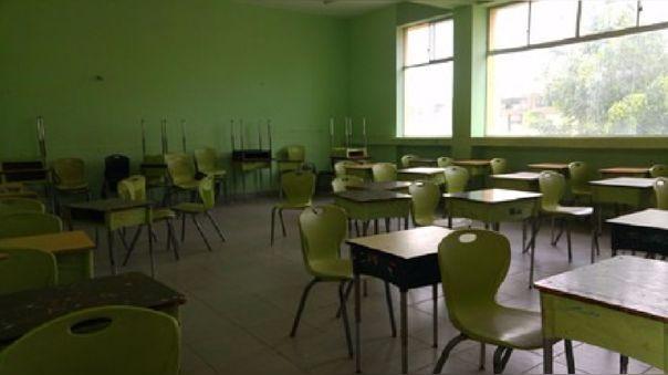 Alumnos universitarios abandonaron sus clases por problemas económicos y por falta de conectividad.